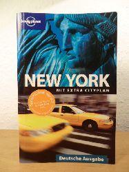 Adams Otis, Ginger / Greenfield, Beth / Reid, Robert / St. Louis, Regis  Lonely Planet: New York Cityguide. Deutsche Ausgabe
