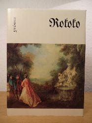"""Harksen, Sibylle  Rokoko. Sonderband aus der Reihe """"Die Schatzkammer"""""""