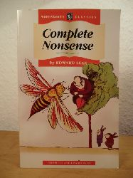 Lear, Edward  Complete Nonsense (English Edition)