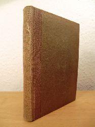 Keller, Gottfried - herausgegeben von Prof. Dr. Philipp Witkop:  Gedichte