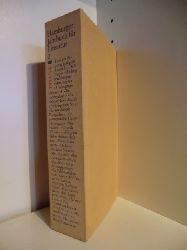 Abel, Jürgen, Robert Galitz und Wolfgang (Textauswahl Zusammenstellung) Schömel:  Hamburger Ziegel. Jahrbuch für Literatur. Band II, 1993 / 1994. 1994