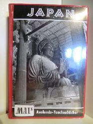 Artus, Wolf:  Japan. Mit Stadtführer von Tokyo, Kyoto und Reiserouten. Mai`s Auslandstaschenbücher Nr. 27.