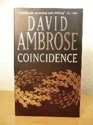 Ambrose, David:  Coincidence (English Edition)