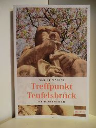 Vesper, Sabine:  Treffpunkt Teufelsbrück. Kriminalroman.