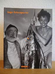 Aspesi, Natalia (Testo):  Inge Fotoreporter