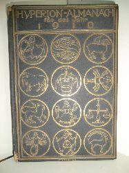 Hyperion-Almanach auf das Jahr 1910