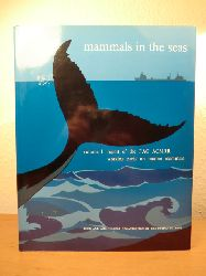 Preface by Sidney J. Holt:  Mammals in the Seas. Volume 1: Report of the FAO Advisory Committee on Marine Resources Research. Working Party on Marine Mammals