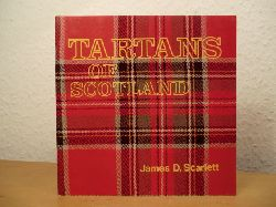 Scarlett, James D.:  Tartans of Scotland
