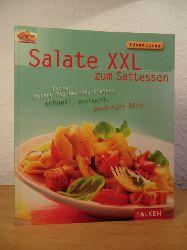 Iburg, Anne:  Salate XXL zum Sattessen. Unsere Top-Rezepte-Listen: schnell, preiswert, auch fürs Büro