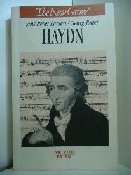 Larsen, Jens Peter und Georg Feder:  Haydn