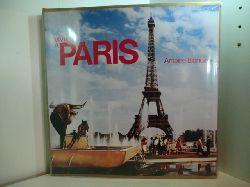 Blondin, Antoine:  Vivre a Paris (französisch, englisch, deutsch)