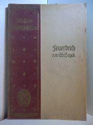 Heyck, Eduard:  Feuerbach. Künstler-Monographien, Liebhaber-Ausgaben Nr. 76