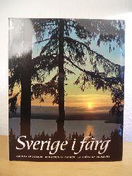 Sverige i färg - Schweden in Farben. Ein Farbbilderwerk schwedischer Landschaften und Städte