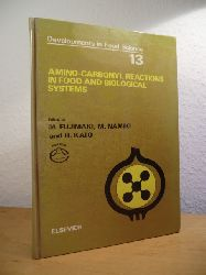 Edited by Masao Fujimaki, Mitsuo Namiki, Hiromichi Kato:  Amino-Carbonyl Reactions in Food and biological Systems. Proceedings of the 3rd International Symposium on the Maillard Reaction, Susono, Shizuoka, Japan, 1 - 5 July, 1985. Developments in Food Science 13