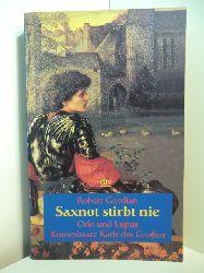 Gordian, Robert:  Saxnot stirbt nie. Odo und Lupus, Kommissare Karls des Großen