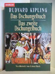 Kipling, Rudyard:  Das Dschungelbuch - Das zweite Dschungelbuch