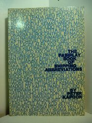 Kapoor, Peter:  The Fairplay Book of Shipping Abbreviations