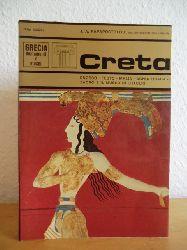 Papapostolou, J. A.:  Creta (testo italiano)