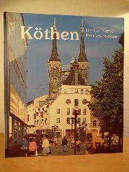 Hoppe, Günther und Reinhard Feldrapp:  Köthen