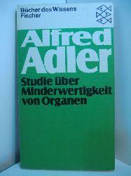Adler, Alfred:  Studie über Minderwertigkeit von Organen