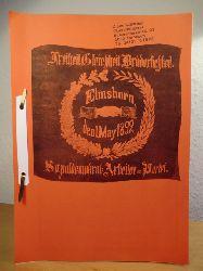 SPD-Ortsverein Elmshorn (Hrsg.):  SPD-Ortsverein Elmshorn. Publikation anläßlich des 120-jährigen Bestehens im Jahr 1983
