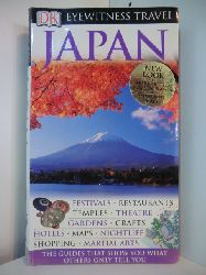 Benson, John Hart:  Japan. DK Eyewitness Travel Guide