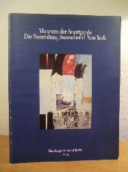 Joachimides, Christos M. (Hrsg.):  Museum der Avantgarde. Die Sammlung Sonnabend New York. Ausstellung Hamburger Bahnhof Berlin, 7. Dezember 1988 - 26. Februar 1989