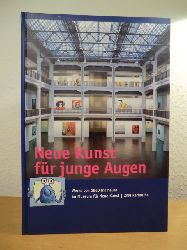 Adriani, Götz, Christiane Jürgens und Ellen Heider:  Neue Kunst für junge Augen. Werke von 1960 bis heute im Museum für Neue Kunst, ZKM Karlsruhe
