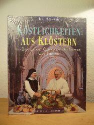Hofmann, Irmi:  Köstlichkeiten aus Klöstern in Deutschland, Österreich, der Schweiz und Südtirol (originalverschweißtes Exemplar)