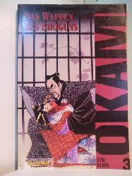 Koike, Kazuo und Goseki Kojima:  Okami Band 3: Das Wappen des Shoguns