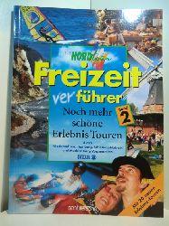 Arndt, Jürgen und Claudia Flöer (Red.):  N3 Nordtour-Freizeitverführer. Band 2: Noch mehr schöne Erlebnis-Touren durch Niedersachsen, Hamburg, Schleswig-Holstein und Mecklenburg-Vorpommern. Mit 20 neuen Erlebnis-Touren