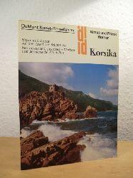"""Rother, Almut und Frank Rother:  DuMont Kunst-Reiseführer Korsika. Natur und Kultur auf der """"Insel der Schönheit"""". Menhirstatuen, pisanische Kirchen und genuesische Zitadellen"""