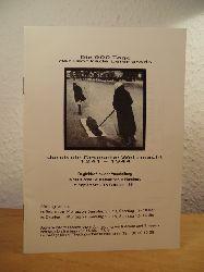 Arbeitskreis Leningrad-Blockade an der Christuskirche Wandsbek (Hrsg.):  Die 900 Tage der Blockade Leningrads durch die Deutsche Wehrmacht 1941 - 1944. Begleitheft zur Ausstellung in der Kirche St. Katharinen in Hamburg, 8. September - 18. Oktober 1991