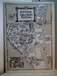Alsterdorfer Anstalten (Hrsg.):  Briefe und Bilder aus Alsterdorf. Festschrift zur 100-Jahrfeier am 17. September 1950