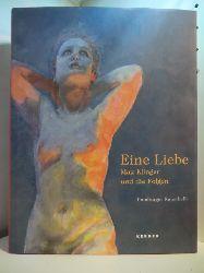 Schmidt, Hans-Werner und Hubertus Gaßner (Hrsg.):  Eine Liebe. Max Klinger und die Folgen. Ausstellung Museum der Bildenden Künste Leipzig, 11. März - 24. Juni 2007 und Hamburger Kunsthalle, 12. Oktober 2007 - 13. Januar 2008