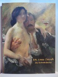 Luckhardt, Ulrich and Uwe M. Schneede:  Ich, Lovis Corinth - die Selbstbildnisse. Ausstellung Hamburger Kunsthalle, 19. November 2004 bis 6. Februar 2005