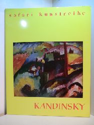 Read, Herbert Edward:  Kandinsky 1866 - 1944