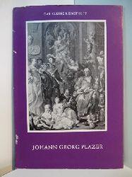 Agath, Gotthard:  Johann Georg Plazer. Ein Gesellschaftsmaler des Wiener Rokoko (1704 - 1761)