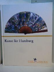 Luckhardt, Ulrich (Hrsg.):  Kunst für Hamburg - von laut bis leise. 50 Jahre Stiftung für die Hamburger Kunstsammlungen. Ausstellung Museum für Kunst und Gewerbe Hamburg, 31.10.2006 - 14.01.2007 ; Hamburger Kunsthalle, Hubertus-Wald-Forum, 31.10.2006 - 01.01.2007
