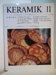 Keramik-Kabinett Diessen (Redaktion):  Keramik 11. Publikation für Töpfer, Sammler und Museen