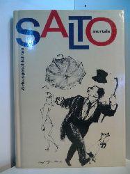 Marquardt, Hans (Hrsg.):  Salto mortale. Zirkusgeschichten. Mit Zeichnungen von Josef Hegenbarth