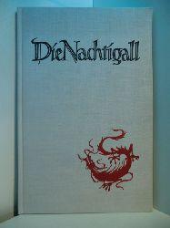 Andersen, Hans Christian und Joachim Koelbel:  Die Nachtigall. Geschrieben und mit Papierschnitten illustriert von Joachim Koelbel