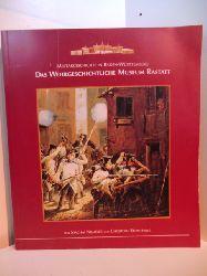 Niemeyer, Joachim und Christoph Rehm (Hrsg.):  Das Wehrgeschichtliche Museum Rastatt. Militärgeschichte in Baden-Württemberg. Begleitband zur Dauerausstellung im Wehrgeschichtlichen Museum Schloss Rastatt