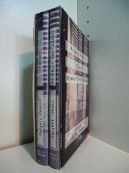 Powell, Padgett:  Edisto und Rückkehr nach Edisto. Zwei Bände im Schuber