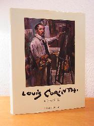 Berend-Corinth, Charlotte - neu bearbeitet von Béatrice Hernad:  Lovis Corinth. Die Gemälde. Werkverzeichnis. 2., neubearbeitete Auflage