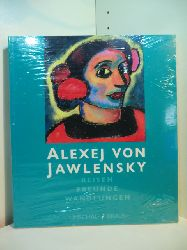 Belgin, Tayfun (Hrsg.):  Alexej von Jawlensky. Reisen, Freunde, Wandlungen. Ausstellung Museum am Ostwall, Dortmund, 16.08. - 15.11.1998 (originalverschweißtes Exemplar)