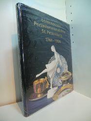 Agarkowa, Galina D. und Natalija S. Petrowna:  250 Jahre Lomonossow Porzellanmanufaktur St. Petersburg 1744 - 1994 (originalverschweißtes Exemplar)
