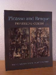 Rubin, William:  Picasso and Braque. Pioneering Cubism. Exibition at he Museum of Modern Art, New York, 1989