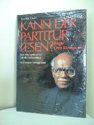 """Grubb, Suvi Raj:  """"Kann der Partitur lesen?"""" fragte Otto Klemperer. Erinnerungen eines Musikproduzenten (originalverschweißtes Exemplar)"""