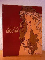 Döring, Jürgen und Susanne Kähler (Katalog):  Alfons Mucha - Triumph des Jugendstils. Ausstellung im Museum für Kunst und Gewerbe Hamburg in Zusammenarbeit mit der Mucha Foundation, Mai - Juli 1997